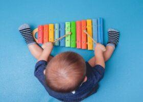 ارف موسیقی کودکان